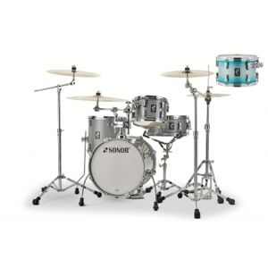 SONOR AQ 2 SAFARI SET ASB - Aqua Silver Burst