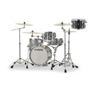 SONOR AQ 2 SAFARI SET TSB - Transparent Stain Black