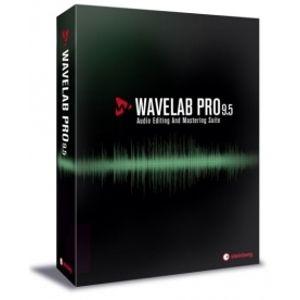 STEINBERG WaveLab 9.5 Media Pack