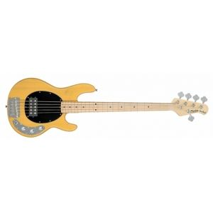 STERLING BY MUSIC MAN StingRay5 Classic Ray25CA Butterscotch