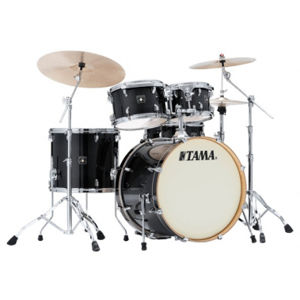TAMA CL52KR-TPB Superstar Classic - Transparent Black Burst