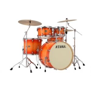 TAMA CL52KRS-TLB Superstar Classic - Tangerine Lacquer Burst