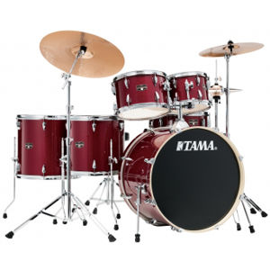TAMA IE62H6W-CPM Imperialstar - Candy Apple Mist