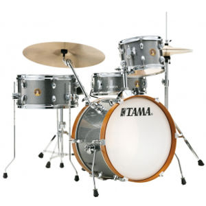 TAMA LJK48S-GXS Club-JAM Kit - Galaxy Silver