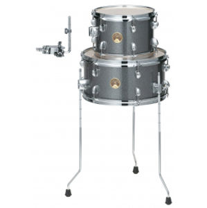 TAMA LJKT10F14-GXS Club-JAM Mini Add-On Kit - Galaxy Silver