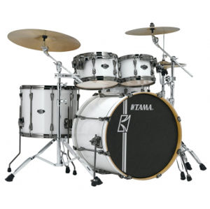 TAMA MK42HLZBN-SGW Superstar Hyper-Drive Maple - Sugar White