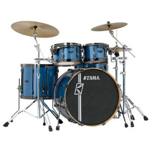 TAMA ML42HLZBN-VBM Superstar Hyper-Drive Maple - Vintage Blue Metallic