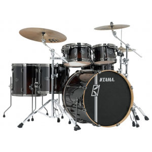 TAMA ML52HLZBNSDMF Superstar Hyper-Drive Maple - Dark Mocha Fade