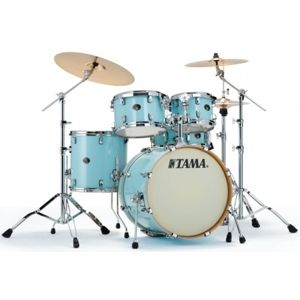 TAMA Silverstar Custom VP50R Light Blue Lacquer