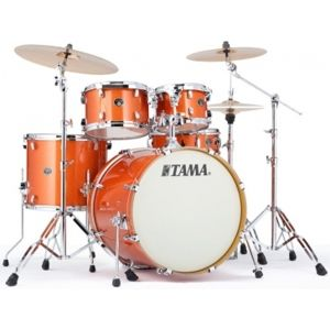 TAMA Silverstar VD52KR Bright Orange Sparkle