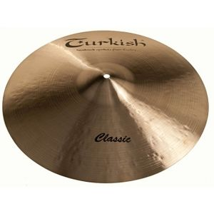 TURKISH Classic Crash 18""