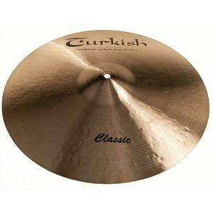 "TURKISH Classic Rock Crash 16"""