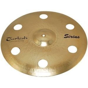 "TURKISH Sirius 14"" Crash"