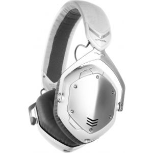 V-MODA Crossfade Wireless  (White/Silver)